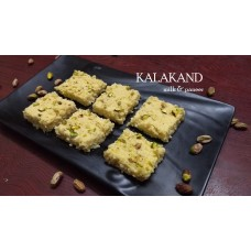 KALAKAND RECIPE/MILK CAKE RECIPE/HOW TO MAKE KALAKAND/कलाकंद रेसिपी