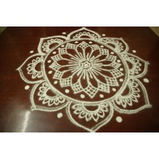 FREEHAND KOLAM VIDEO 01