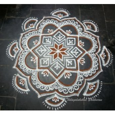 FREEHAND KOLAM VIDEO 03