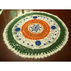 REPUBLIC DAY RANGOLI (VIDEO)