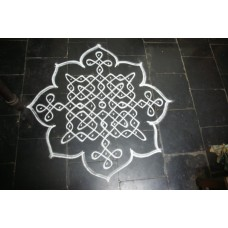 CHIKKU KOLAM VIDEO 04