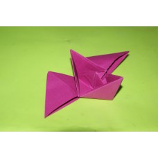 ORIGAMI FLYING BOAT