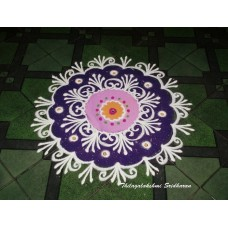 SANSKAR BHARTHI RANGOLI VIDEO - 0I