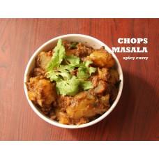 CHOPS MASALA RECIPE | चॉप्स मसाला रेसिपी | சாப்ஸ் மஸாலா ரெஸிபி
