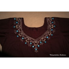 EMBROIDERY - NECK DESIGN