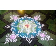 SANSKAR BHARTHI RANGOLI VIDEO - 02