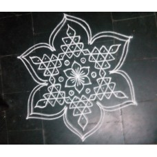 CHIKKU KOLAM VIDEO 06