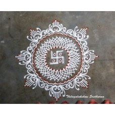 FREEHAND KOLAM VIDEO 07