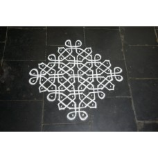 DOTTED KOLAM VIDEO 5