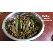 STUFFED BHINDI/STUFFED LADIES FINGER