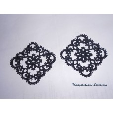 TATTED MOTIF - BLACK