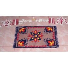 CARPET RANGOLI 02