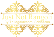 JUST NOT RANGOLI